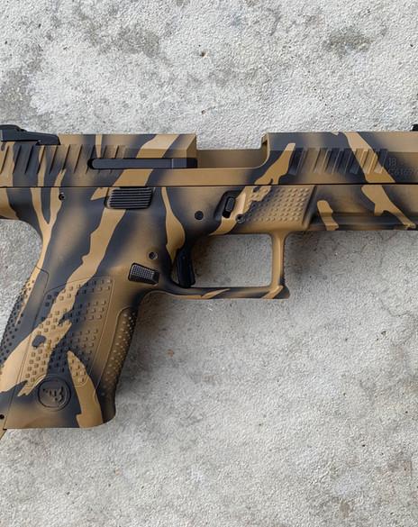Fde Tiger Stripe