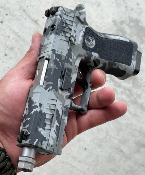 Grey Multicam