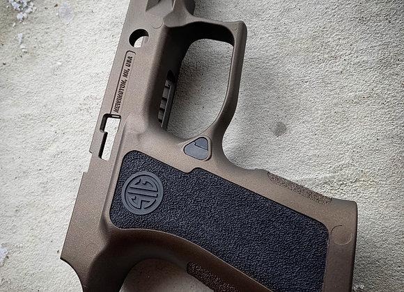 Sig Sauer P32 X-Compact 2-Tone Grip Midnight Bronze