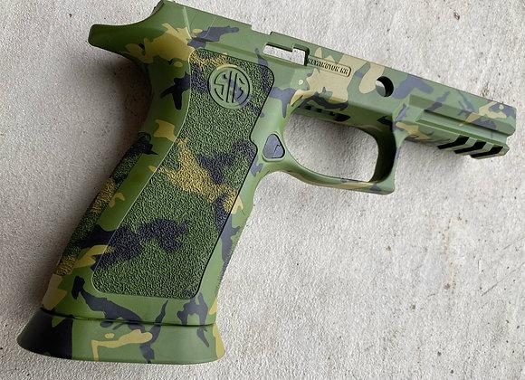 Sig Sauer Custom P320 X-Carry TropiCam Grip Module