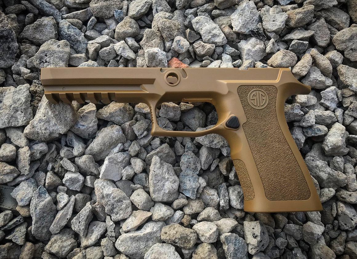 Sig Sauer P320 X-5 Grip Module (NO MAGWELL)