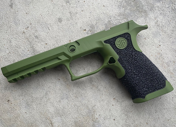 Sig Sauer P320 X-5 Custom Stippled Grip