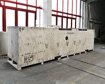 Exportní balení, logistické služby