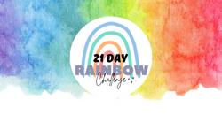 21 DAY Rainbow Challenge - Yoga Meditati
