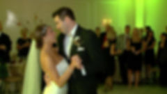 Wedding first dance beautiful lighting art video productions