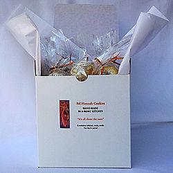 Individually wrapped semolina cookies