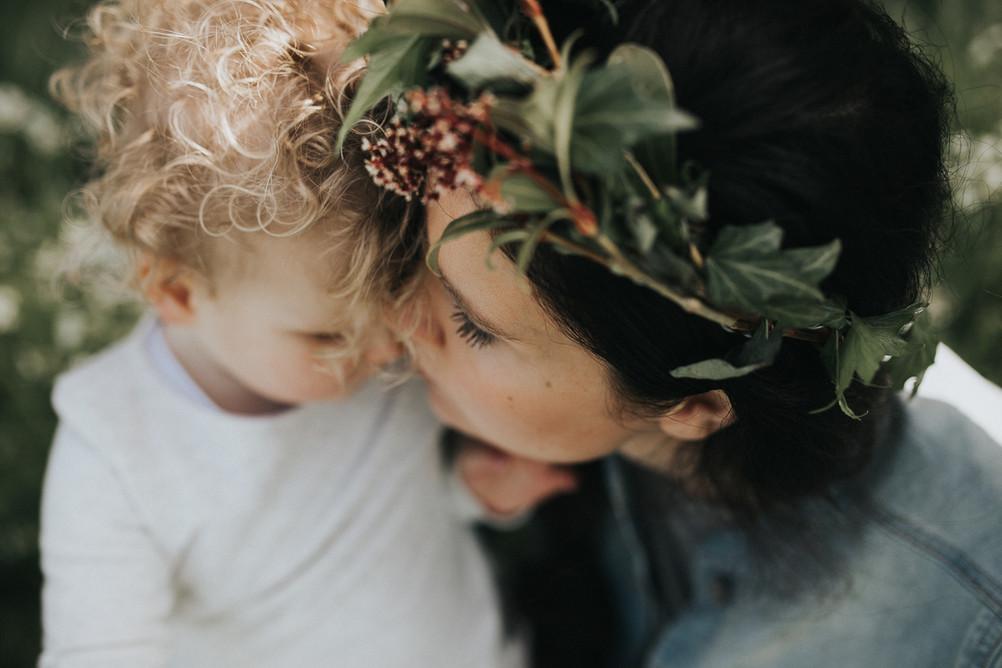 Mommy & Isa