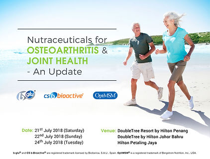 OSTEOACTIV CPS Event 2018