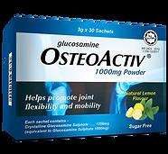 OSTEOACTIV 1000mg Powder - 3g x 30 Box (