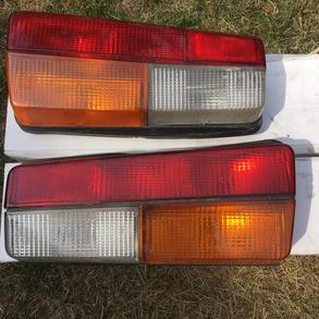 Rear lights for spider 2.0