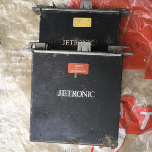 Jetronic fuel injestion computer