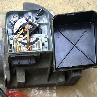 Air fFlow meter