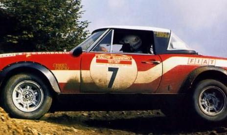 1973 Rally Sanremo Sergio Barbasio - Bru