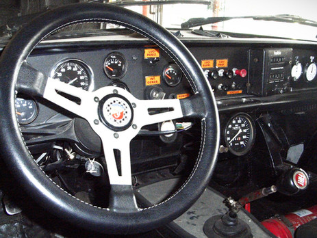 DESKA Fiat Abarth 124 Rally Gr. 4