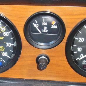 Dash gauges