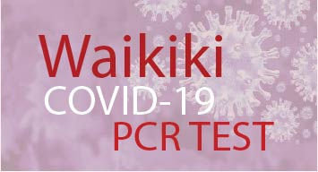 Waikiki Covid-19 PCR検査