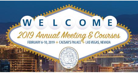ACNS Las Vegas, February 8-9