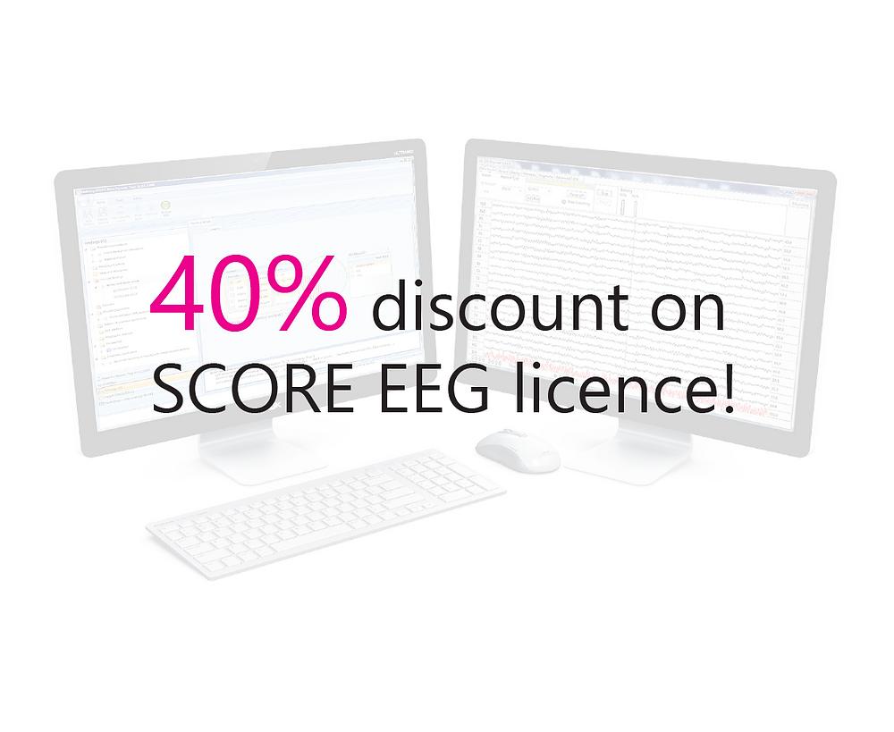 40% discount eeg report software