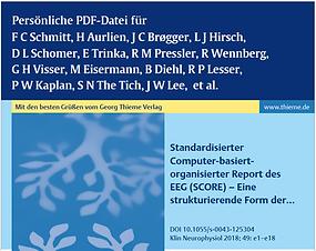 SCORE Publication German