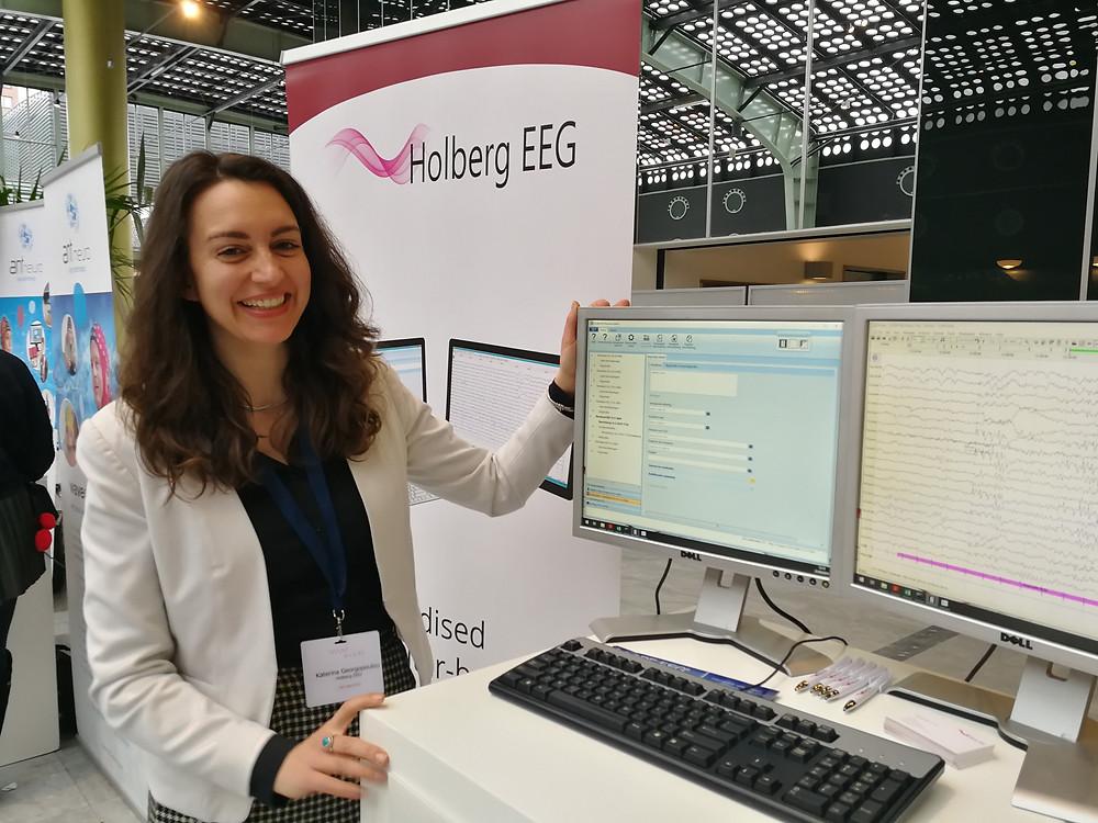 Katerina Georgopoulou - SCORE EEG