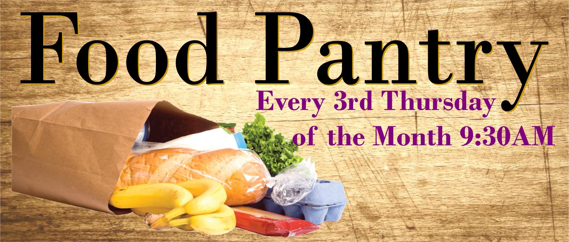 Media Food Pantry