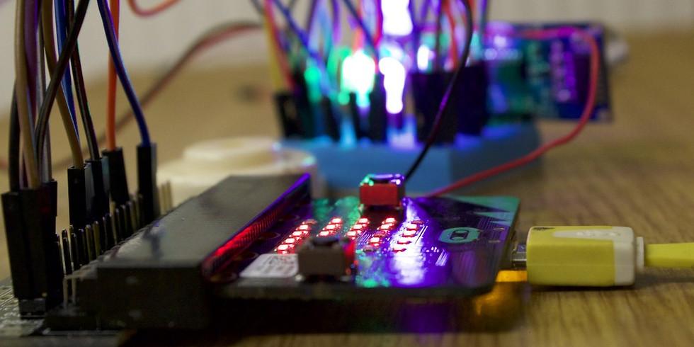 Basics of Python using MicroBit
