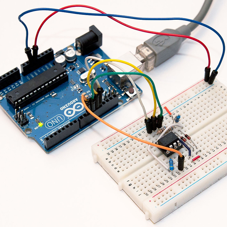 Interfacing Arduino with Hardware & Beyond [SOLD OUT]