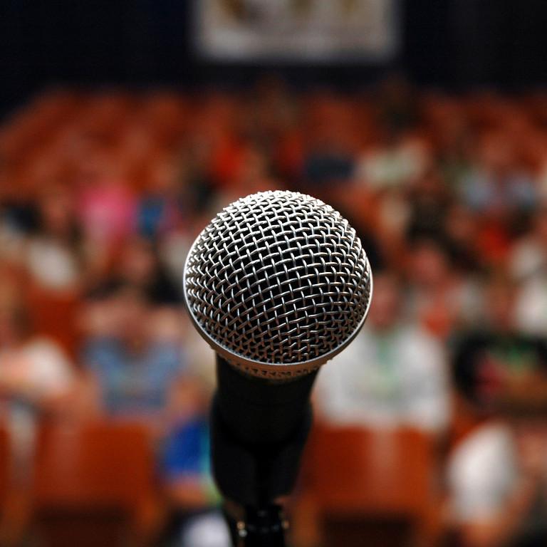 Essentials of Public Speaking & Leadership