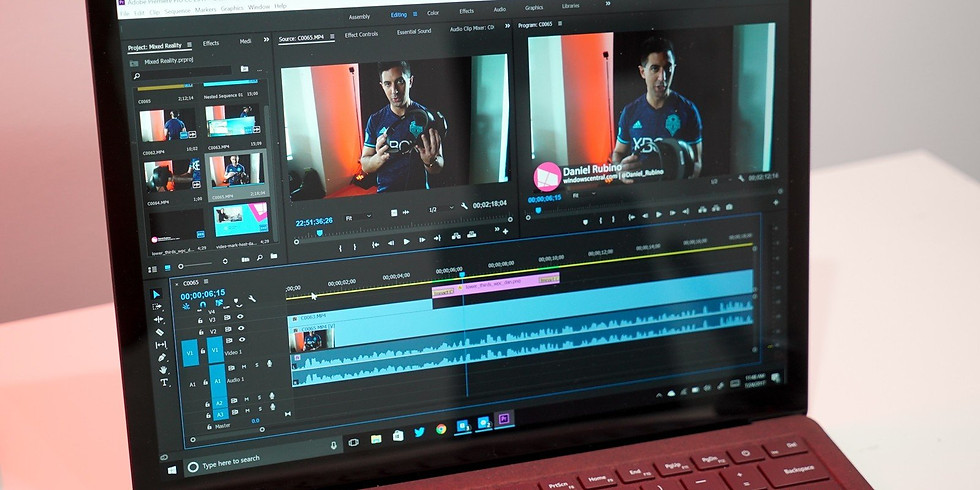 Adobe Premiere Pro Animation & Editing Essentials