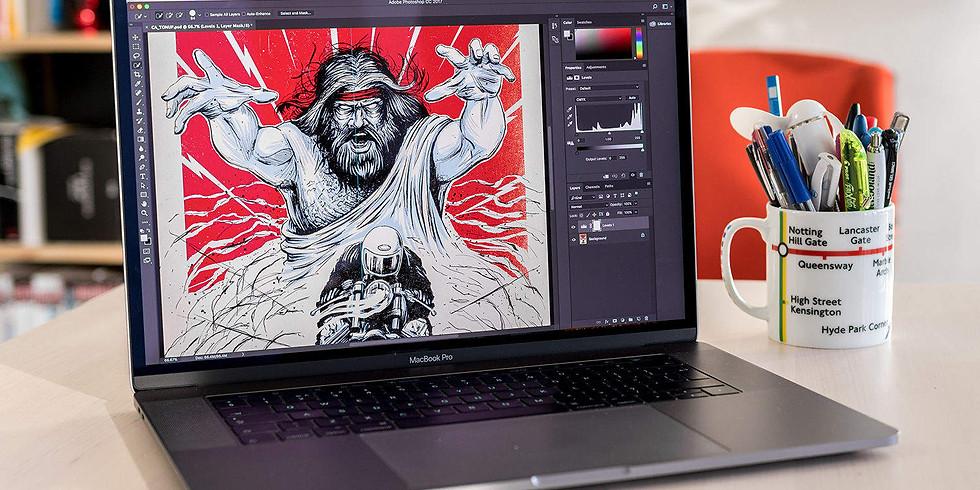 Adobe Illustrator Digital Graphics Essentials