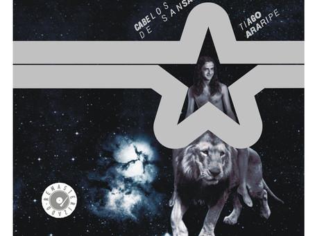 O leão da capa