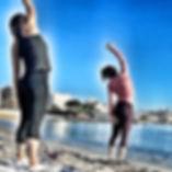 coaching personnalisé à domicile et en plein air pour vous accompagner vers vos objectifs et boostez votre énergie