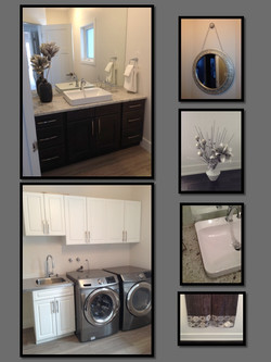 Bathrooms and Laundry