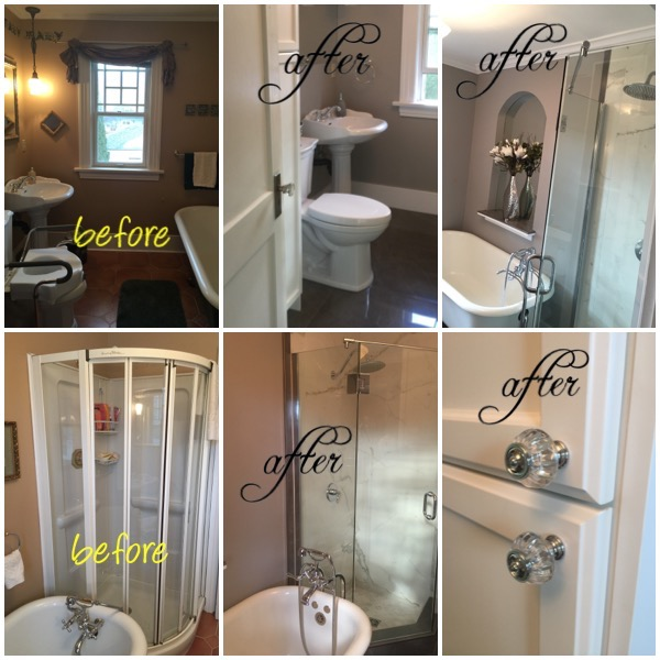 Heritage Home Bathroom Renovation