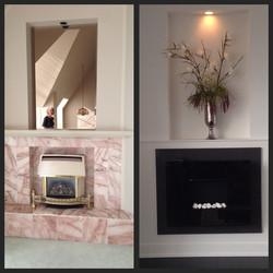 Fireplace Update