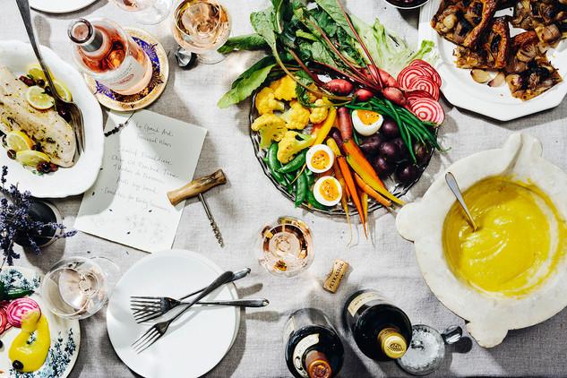 Andrea Slonecker Food Styling