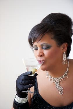 Diva Martini Maureen Washington Photo by Dean Kalyan