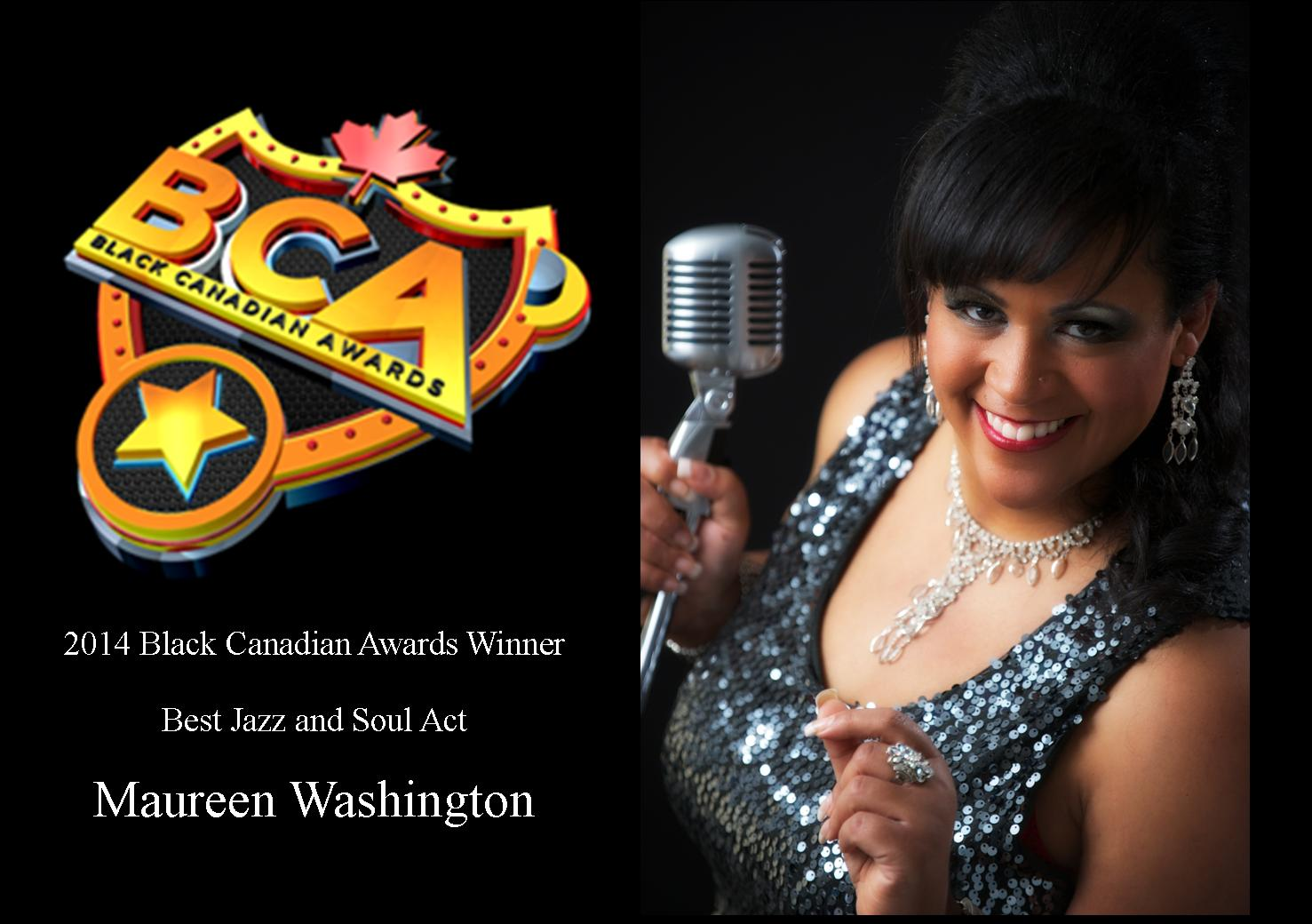 Black Canadian Award 2014
