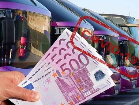 Αποζημίωση τουριστικών λεωφορείων: Νέα Υπουργική Απόφαση