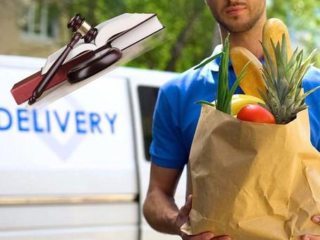 Νομοθετικές ρυθμίσεις του Υπ. Εργασίας για τον κλάδο του delivery