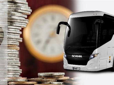 Νέα ΚΥΑ (η 5η) αναφορικά με την αποζημίωση των τουριστικών λεωφορείων