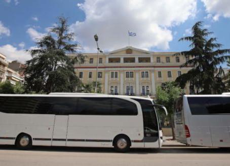 Νέα ΚΥΑ για την επιδότηση τουριστικών λεωφορείων
