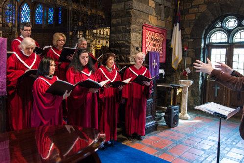 Three Lenten Psalms - score (instant download)