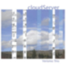 Sunny Knable cloudServer album Verismo Trio
