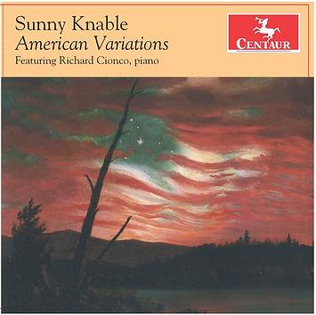 Sunny Knable America Variations album Centaur Records