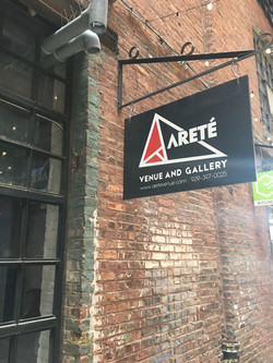 Areté Venue and Gallery