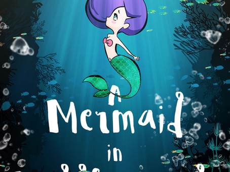 A Mermaid in Middle Grade