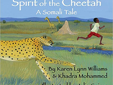 Author Feature: Karen Lynn Williams