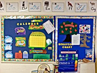 CSEP Kinder Classroom