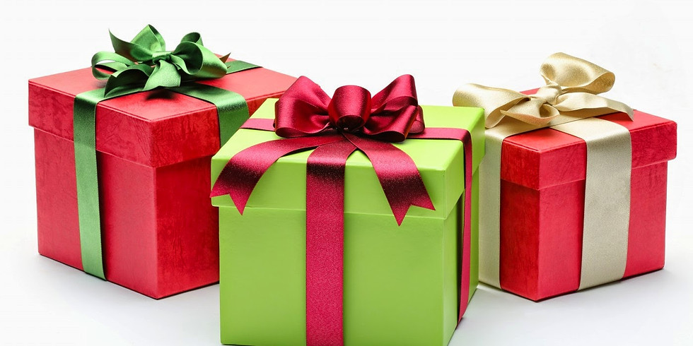 Christmas Market - Shoe Box Appeal Drop-Off